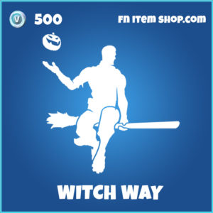 Witch Way fortnite emote