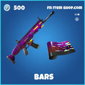 Bars Fortnite Wrap