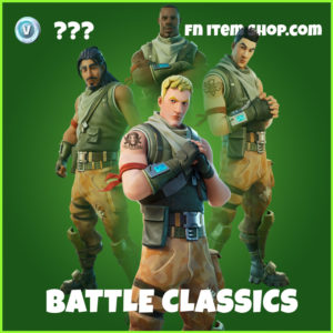 Battle Classic Fortnite OG Bundle