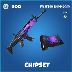 Chipset Fortnite Wrap