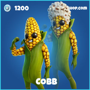 Cobb rare fortnite skin