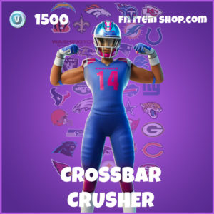 Crossbar Crusher Fortnite Skin