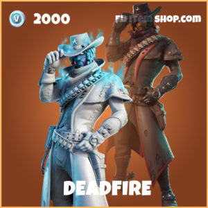 Deadfire legendary fortnite skin