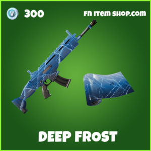 Deep Frost Fortnite wrap
