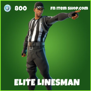 Elite Linesman Fortnite Skin