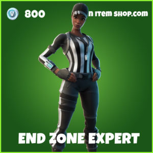 End Zone Expert Fortnite Skin