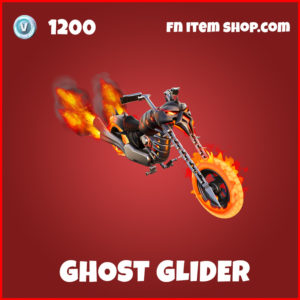 Ghost Glider Fortnite Ghots Rider item