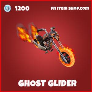 Ghost Glider Fortnite Ghots Rider item