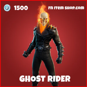Ghost Rider Skin Fortnite Item
