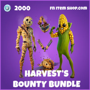 Harvest's Bounty Bundle Fortnite Item Pack