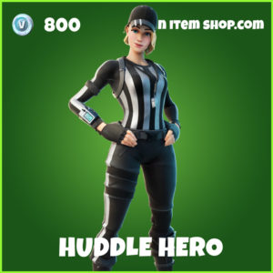 Huddle Hero Fortnite Skin