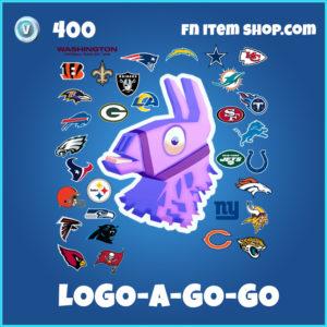 Logo-a-go-go Fortnite Backpack