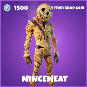 Mincemeat Epic Fortnite Skin