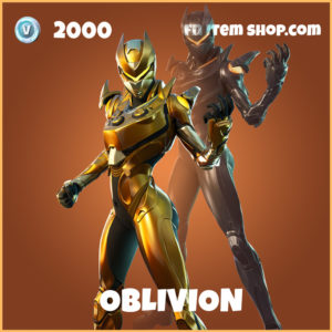 oblivion 2000 legendary skin fortnite