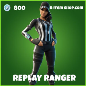 Replay Ranger Fortnite Skin