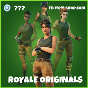 Royale Originals Fortnite OG Bundle