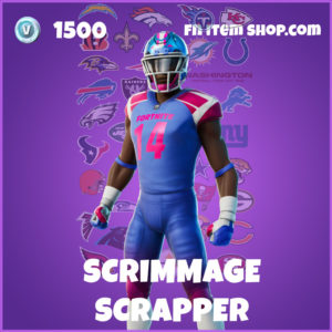 Scrimmage Scrapper Fortnite Skin