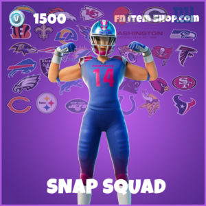 Snap Squad Fortnite Skin