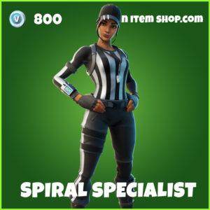 Spiral Specialist Fortnite Skin