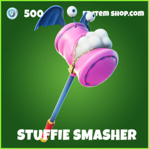 Stuffie Smasher fortnite pickaxe