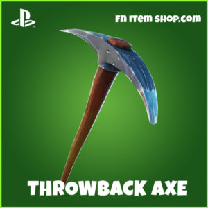 Throwback Axe fortnite pickaxe