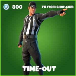 Time-Out Fortnite Skin
