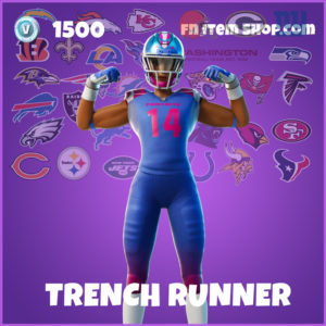 Trench Runner Fortnite Skin