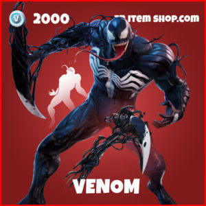 Venom Fortnite Bundle