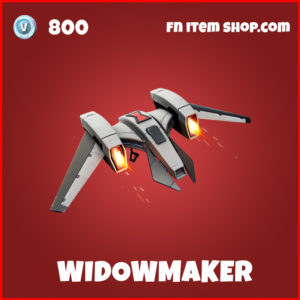 Widowmaker Fortnite Glider Black Widow