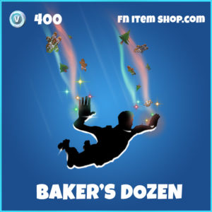 Baker's Dozen contraile fortnite