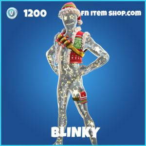 Blinky fortnite rare skin
