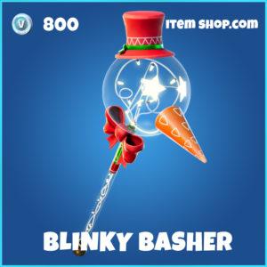 Blinky Basher rare fortnite pickaxe