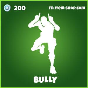 Bully Uncommon Fortnite Emote