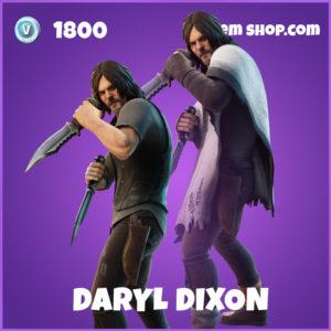 Daryl Dixon The Walking Dead Fortnite Skin