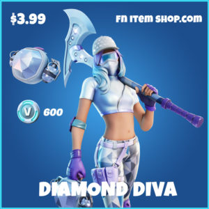 Diamond Diva fortnite starter pack