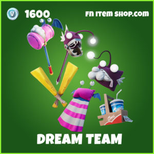Dream team fortnite bundle