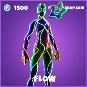 Flow epic Fortnite Skin