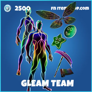 Gleam Team Fortnite Bundle