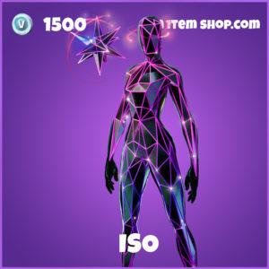 ISO epic Fortnite Skin