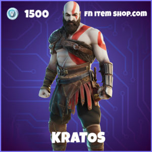 Kratos Fortnite Skin