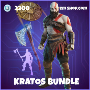 Kratos Bundle Fortnite Item Pack