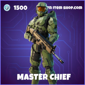 Master Chief Fortnite Halo Skin