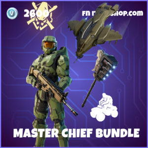 Master Chief Bundle Fortnite Halo Item