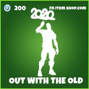 Out With The Old Fortnite Emote