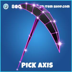 Pick Axis rare Fortnite Pickaxe