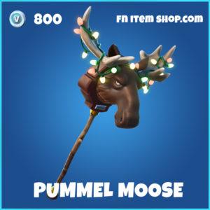 Pummel Moose rare fortnite Pickaxe