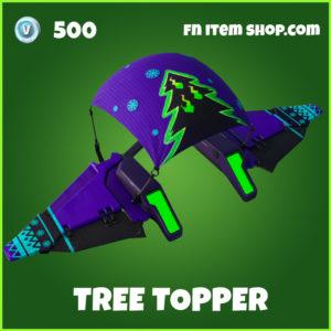 Tree Topper uncommon fortnite Glider