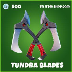 Tundra Blades uncommon Fortnite Pickaxe