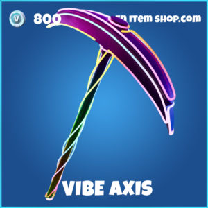 Vibe Axis rare fortnite Pickaxe