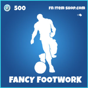 Fancy Footwork fortnite emote